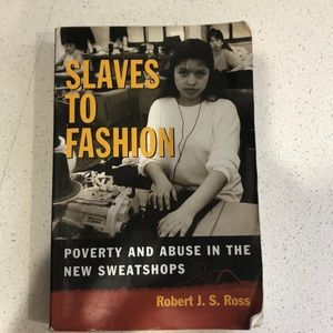 Slaves to Fashion book by Robert J. S. Ross